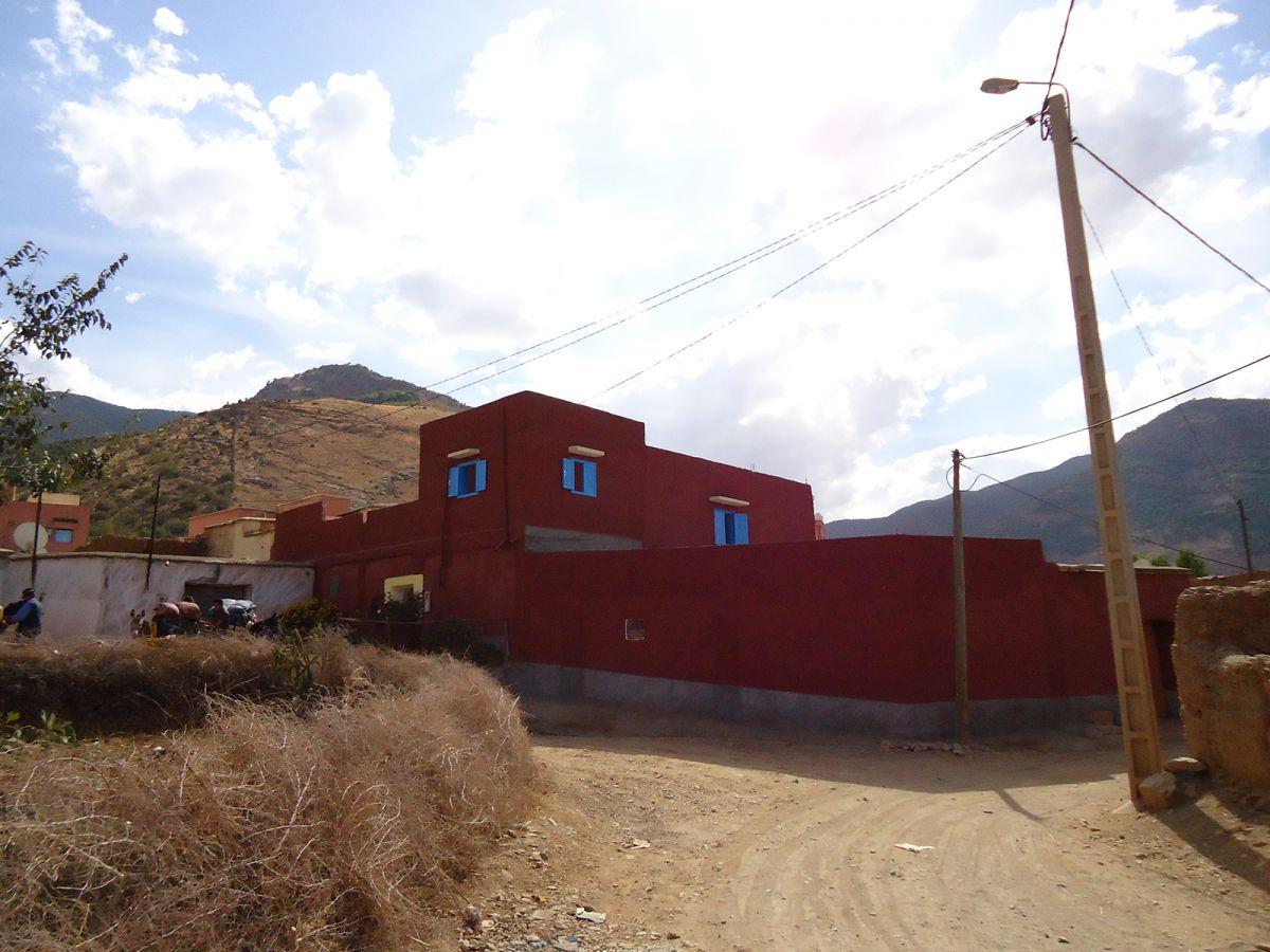 Accommodation - Dar Atlas Ouadaker